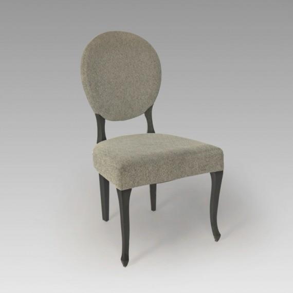 Cadeira Dália Cinza 0,53 x 0,50 x 0,96