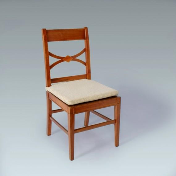 Cadeira Milão Natural 0,43 x 0,42 x 0,90