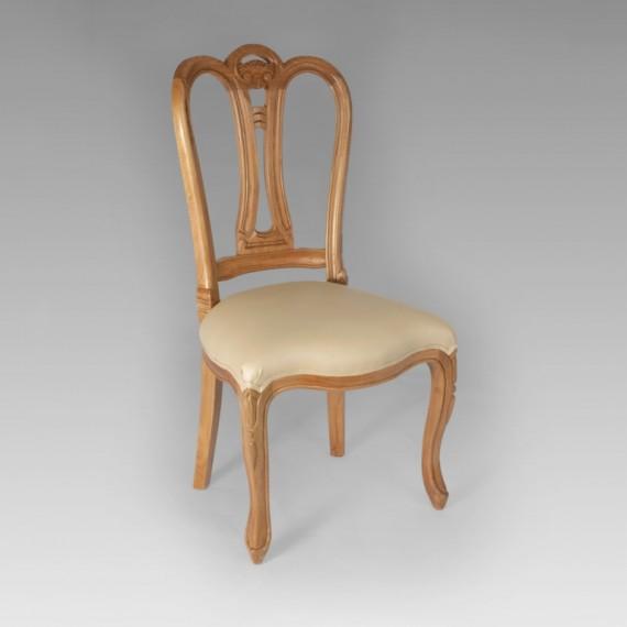 Cadeira Versace Madeira 0,54 x 0,50 x 1,07