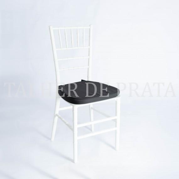 Cadeira Tiffany Branca 0,40 x 0,40 x 0,91