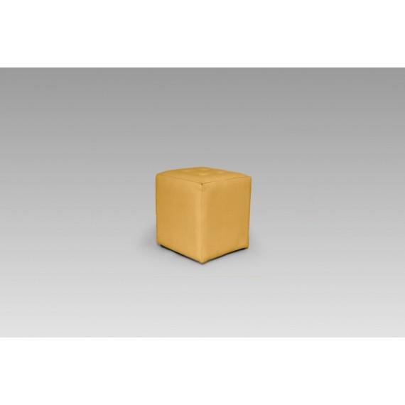 Puff Capri Dourado 0,40 x 0,40