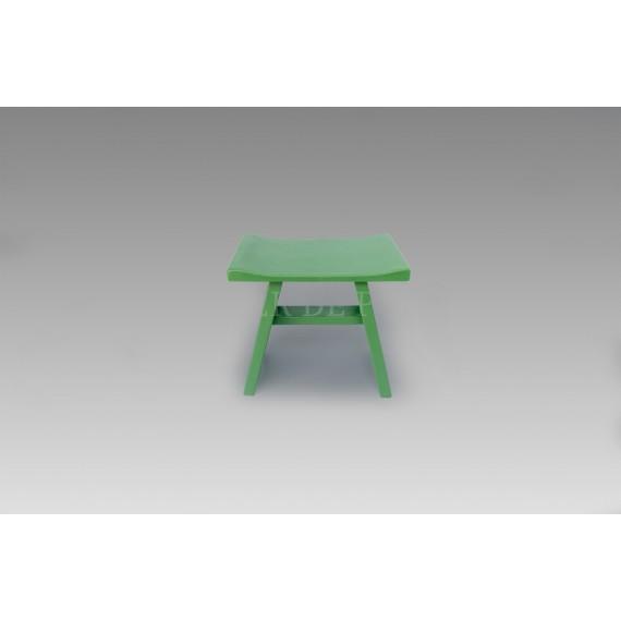 Banco Canoa Verde 0,45 x 0,28